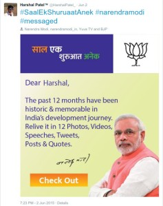 Modi-Harshal